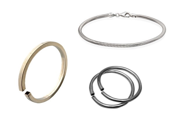Picture for category Silver Bangle Bracelet