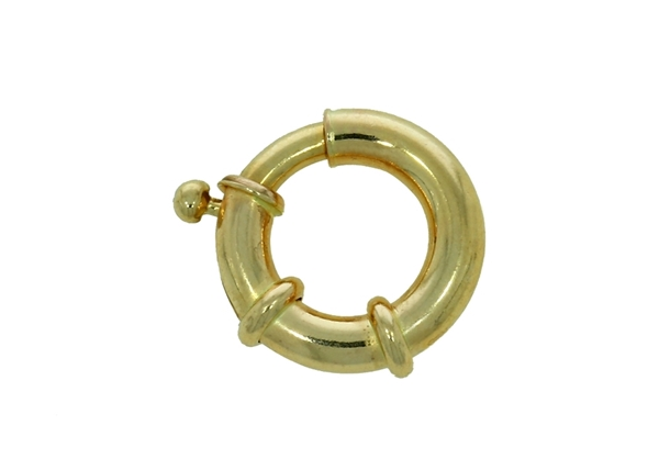 Picture of Spring Ring Clasp With Attachment