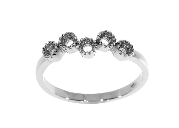 Picture of Five Stone Ring