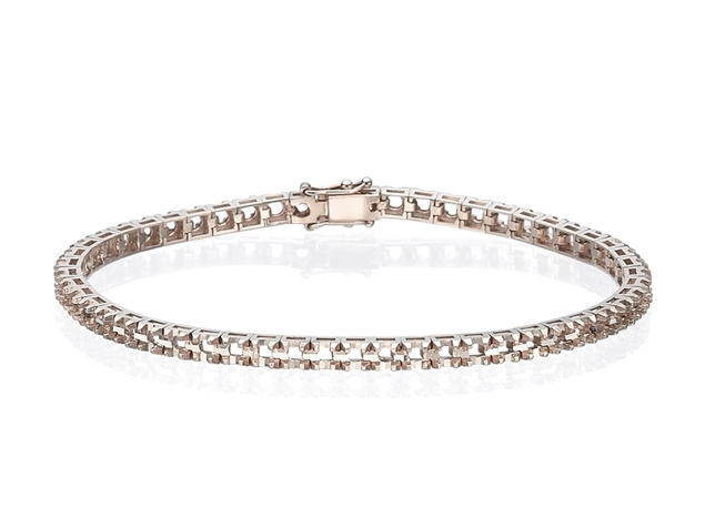 Изображение Diamond Cut Tennis Bracelet