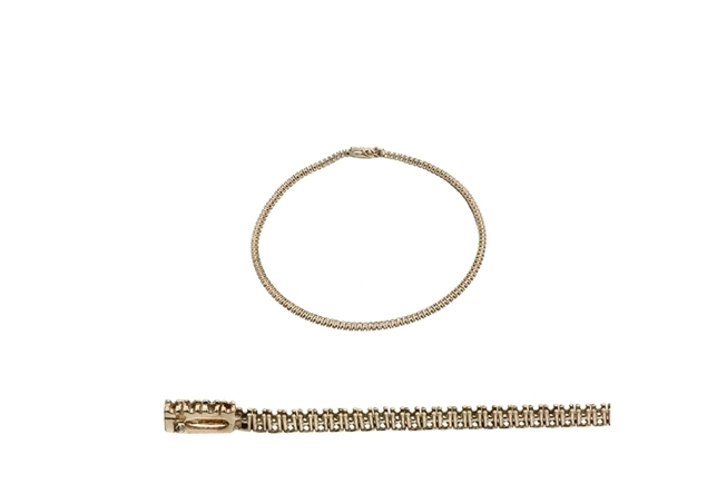 Изображение Tennis Bracelet Diamond-Light