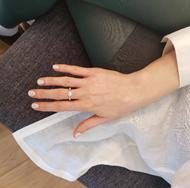 Изображение Engagement Ring 0.42 CTW