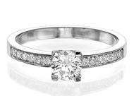 Picture of Engagement Ring 0.42 CTW