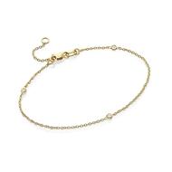 Picture of Diamond Bezel Set Necklace 0.06 CTW