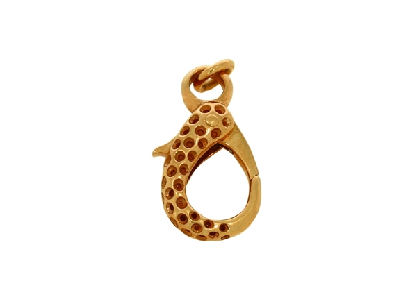 Picture of Diamond Lobster Necklace Clasp