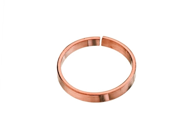 Изображение Flat Wedding Band Blanks