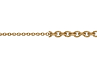 1.7mm Trace Chain By The Foot