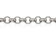 1.7mm Rolo Chain by the Foot
