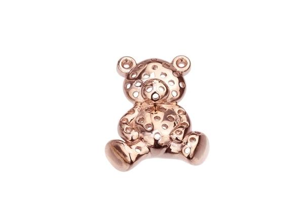 16x13mm Teddy Bear Pendant