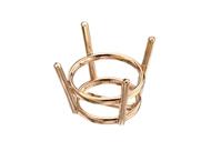 4-Prong Basket For Stud