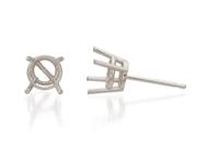 Stud Diamond Earrings