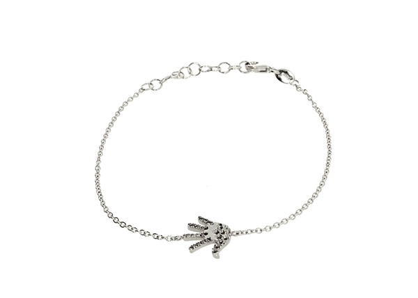 Luckytalisman  Bracelet with Diamond
