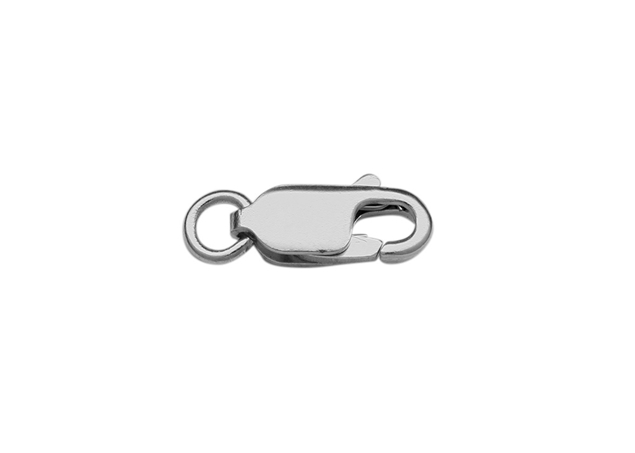 Oval Lobster Clasp Light