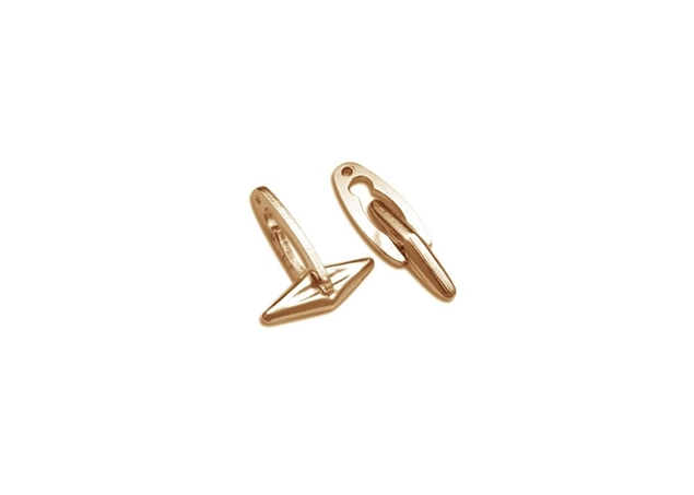 Cufflink Backs- Pair
