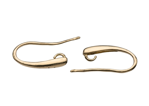 Ear Wire Lever Back