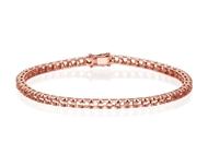 Diamond Cut Tennis Bracelet