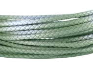 Picture of 3mm Round Braided Leather Cord