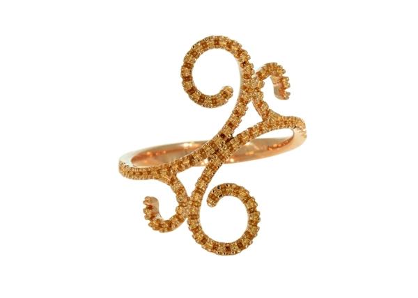 Изображение Diamond Infinity Ring