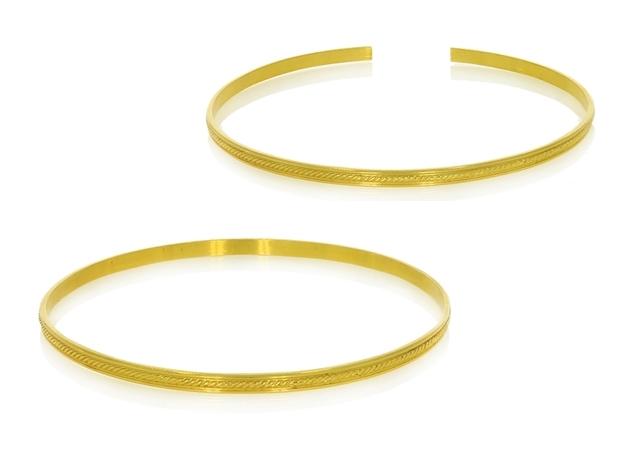 Изображение для категории Decorated half round bracelet 65mm