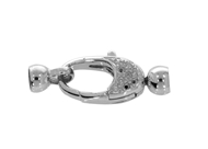 Picture of Pearl Diamond Clasp