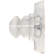 Изображение 8.7mm Silicone Sliders Disk Earring Back