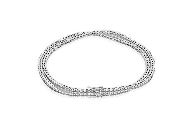 Picture of Accented 2 Lines Bracelet