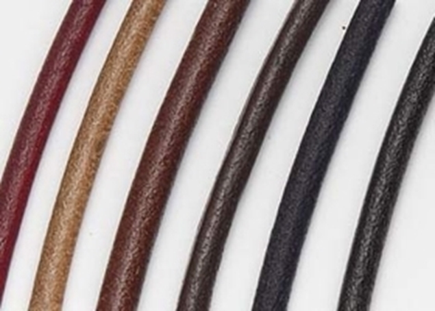Picture of 5mm Round Leather Cord
