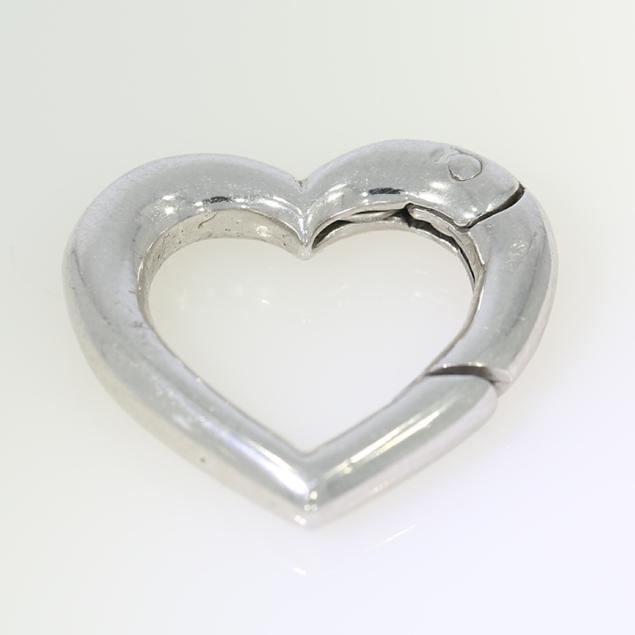 Изображение Heart Clasp 1 pcs