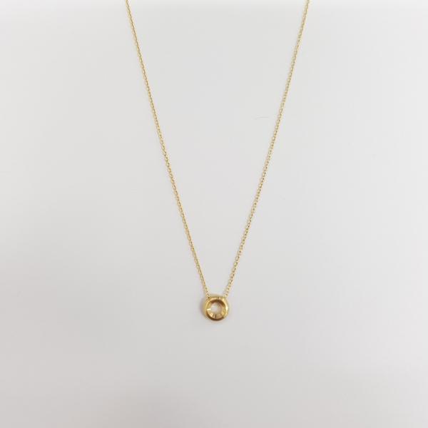 Picture of Pendant Diamond Necklace-42/45cm
